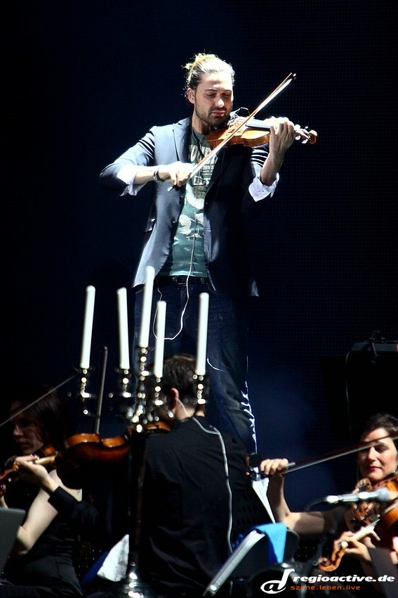 David Garrett (live in Mannheim, 2013)